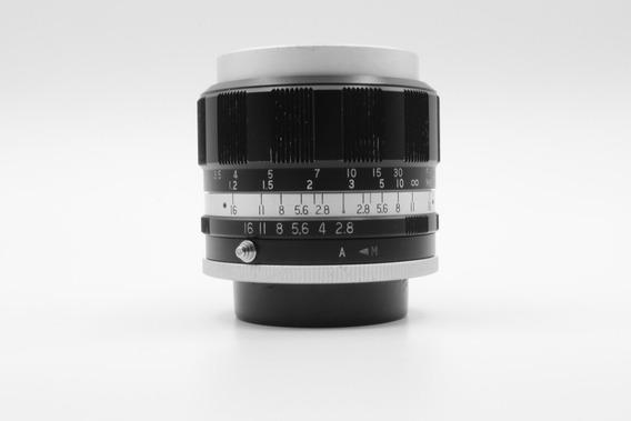Lente Tokina 35mm 1:2.8