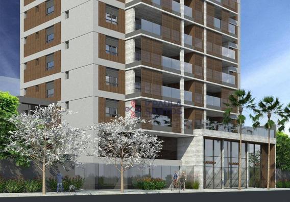Apartamento Com 2 Dormitórios À Venda, 67 M² Por R$ 389.983,37 - Jardim Anália Franco - São Paulo/sp - Ap0255