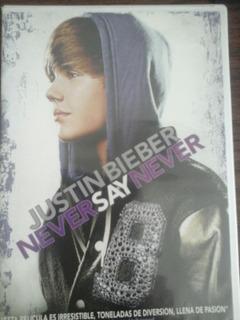 Never Say Never , Justien Bieber Dvd