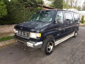 Ford E-150 Tipi Van