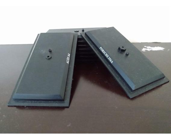 Kit Base Para Miniatura 1/43 Ixo Com 8 Unidades