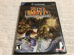 Fire Emblem Path Of Radiance (nintendo Game Cube, 2005)