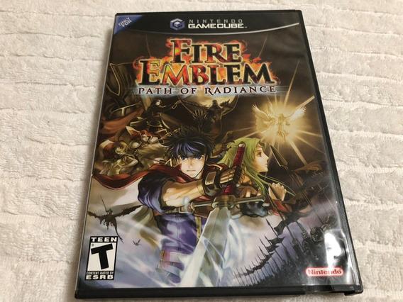 Fire Emblem Path Of Radiance (nintendo Game Cube, 2005)