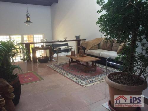Casa Térrea Em Bolsão Residencial - Ca1474