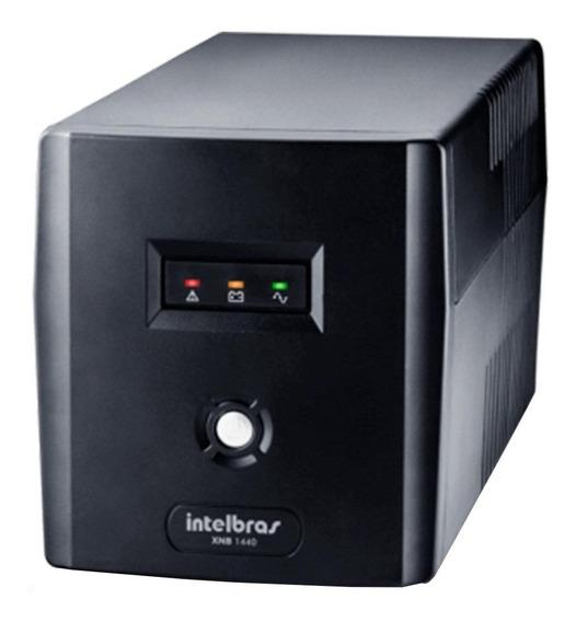 Nobreak Intelbras Xnb 1440va 6 Tomadas Preto 110v