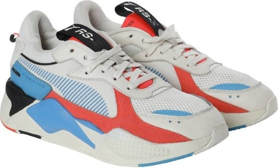 Zapatillas Tenis Puma Rs-x Running Mujer Original