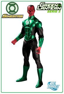 Sinestro. Green Lantern: Serie 5. Dc Direct. 2011.
