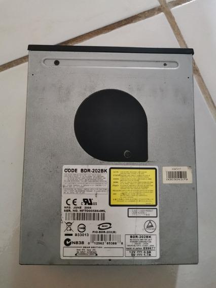 Gravador Blu Ray Bdr-202bk Pioneer