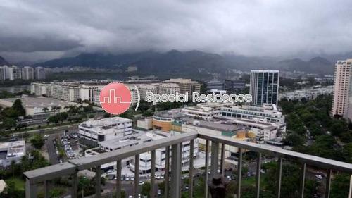 Imagem 1 de 6 de Cobertura-à Venda-barra Da Tijuca-rio De Janeiro - 500421