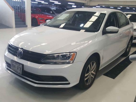 Volkswagen Jetta 4p Trendline L5/2.5 Aut B/a