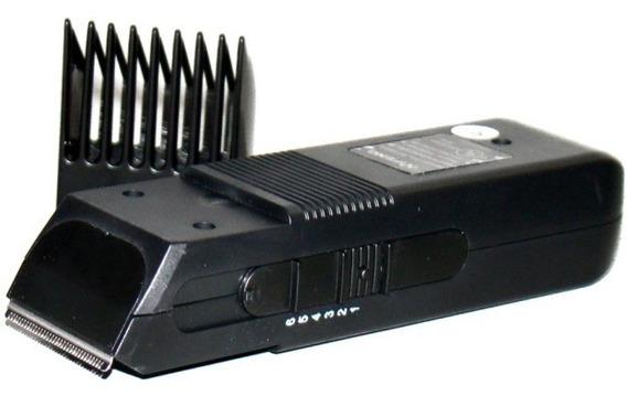 Maquinha De Cortar Cabelo Pezinho Barba Aparador Rm-389c