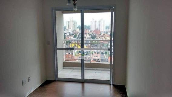 Apartamento Com 2 Dormitórios À Venda, No Spazio Michelangelo, 51 M² Por R$ 280.000 - Vila Augusta - Guarulhos/sp - Ap0169