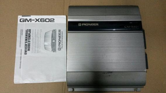 Modulo Amplificador Classe A Pioneer Gm-x602