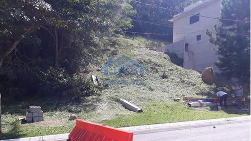 Terreno À Venda, 503 M² Por R$ 251.830,00 - Quintas Do Ingaí - Santana De Parnaíba/sp - Te0521