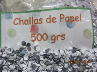 Challa De Papel
