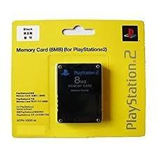 Memory Card Para Ps2