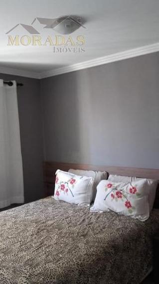 Apartamento Para Locação Em Taboão Da Serra, Jardim Henriqueta, 2 Dormitórios, 1 Banheiro, 1 Vaga - 8385