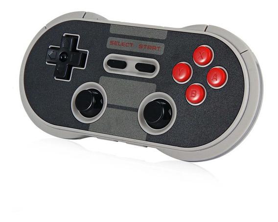 Controle Sem Fio Pa Snes Super Nintendo Classic Mini Edition
