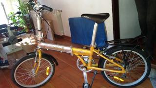 Bicicleta Aurolita Aluminium Folding