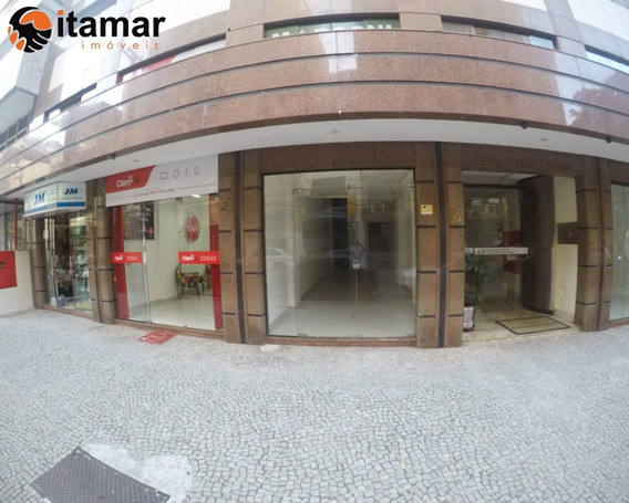 Excelente Loja Comercial No Centro De Guarapari - Pt00058 - 32817139