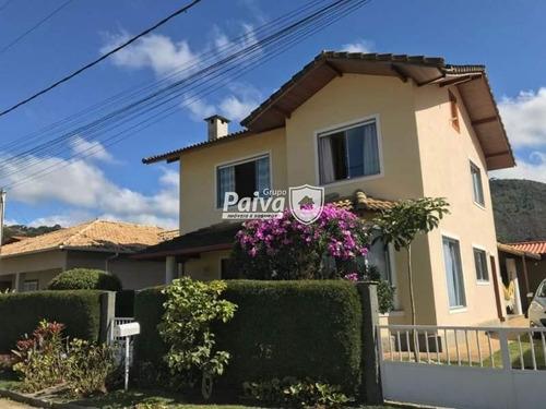 Casa Em Condomínio- Teresópolis, Vargem Grande - 2607