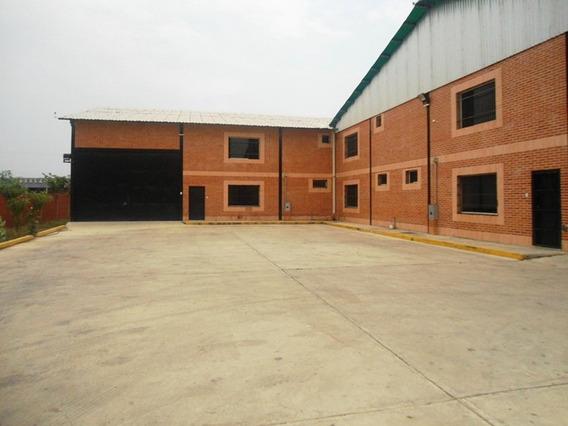 Galpón Industrial En Los Guayos - En Venta