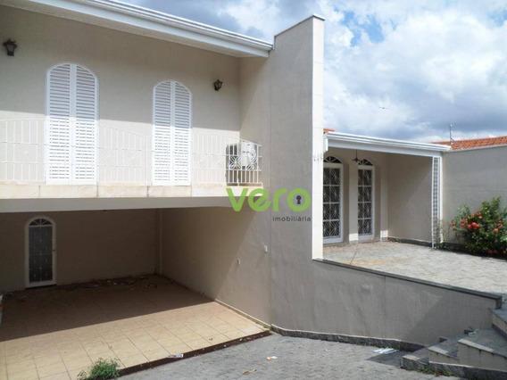 Casa Com 3 Dormitórios Para Alugar, 256 M² Por R$ 2.800/mês - Jardim Bela Vista - Americana/sp - Ca0067