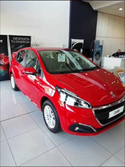 Plan Adjudicado Peugeot 208 Active 1.6