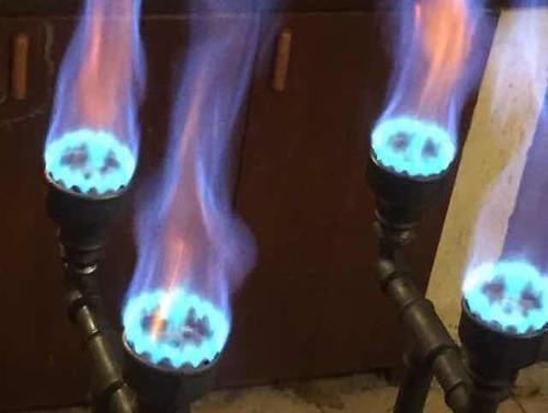 Imagen 1 de 10 de Quemadores A Gas Diseño De Medida