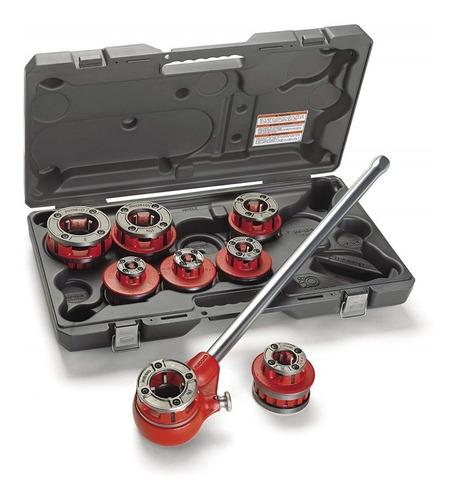Ridgid 1/2  - 2  Modelo 12 - R   Set  Roscadora Manual