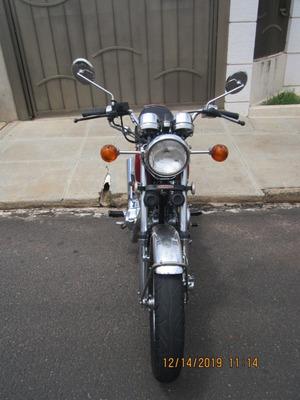 Linda Cb 360cc Honda Restaurada Moto Classica,toda Cromada