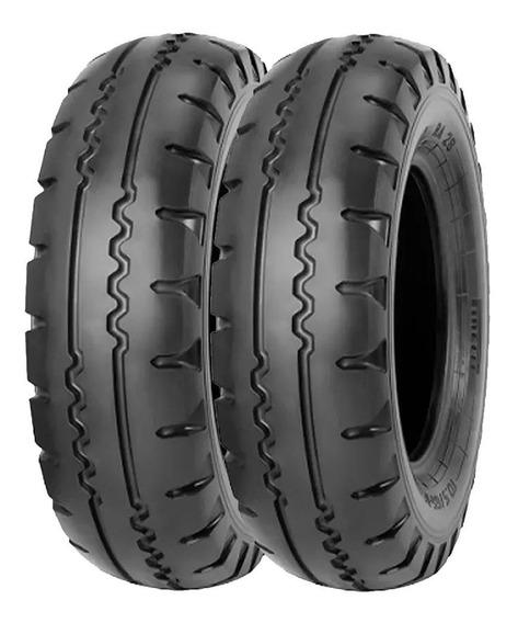 Combo 2 Pneus 10,5/65-16 Retroescavadeira 10l Ra28 Pirelli