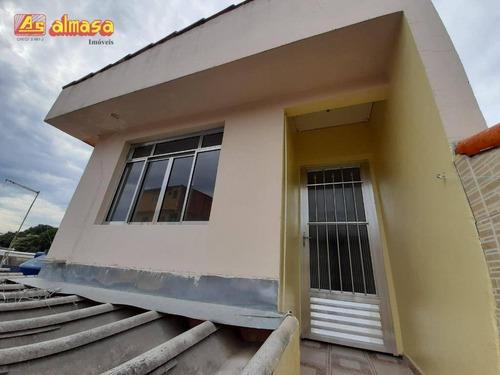 Casa Com 2 Dormitórios À Venda, 300 M² Por R$ 450.000,00 - Cidade Brasil - Guarulhos/sp - Ca0225