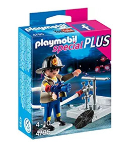 Playmobil 4795 Bombero