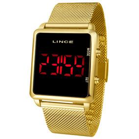Relógio Lince Mdg4596l Pxkx - Original Com Nota Fiscal