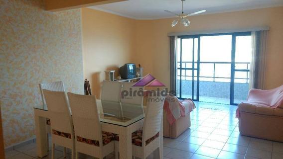 Apartamento À Venda, 110 M² Por R$ 630.000,00 - Martim De Sá - Caraguatatuba/sp - Ap9051
