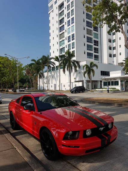 Ford Mustang 6 Cilindros