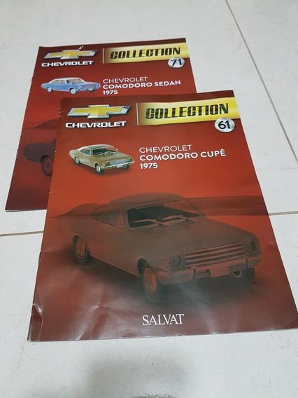 Fascículo/revista Chevrolet Collection