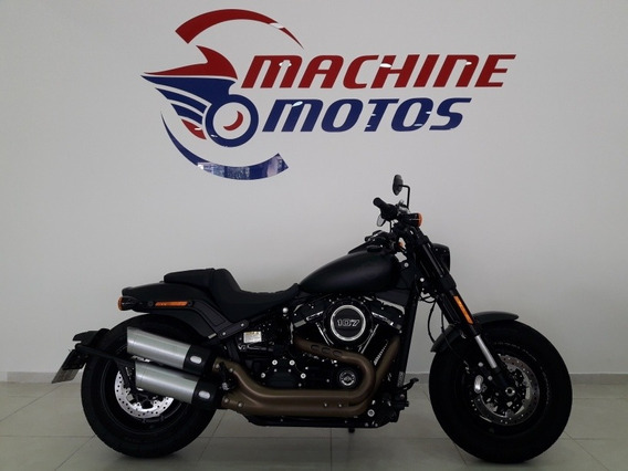 Harley-davidson Fx Fat Bob 107 2019 C\ 1.780 Impecavel