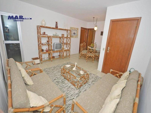 Imagem 1 de 12 de Apartamento Residencial À Venda, Barra Funda, Guarujá - . - Ap9469