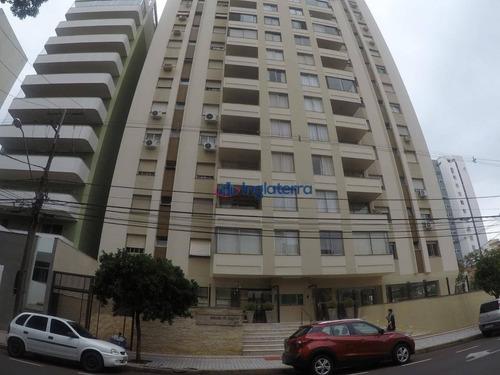 Apartamento À Venda, 143 M² Por R$ 530.000,00 - Centro - Londrina/pr - Ap1008