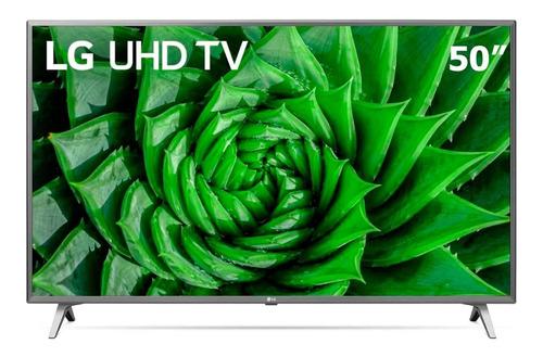 Imagem 1 de 6 de Smart Tv Led 50'' 4k Uhd LG 50un8000psd Wi-fi Bluetooth Hdr
