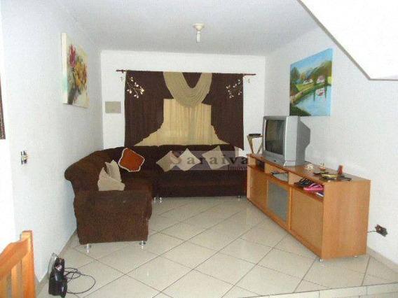 Sobrado Com 4 Dormitórios À Venda, 221 M² Por R$ 525.000,00 - Assunção - São Bernardo Do Campo/sp - So0011