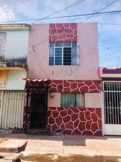 Casa Venta En La Col. Benito Juarez.