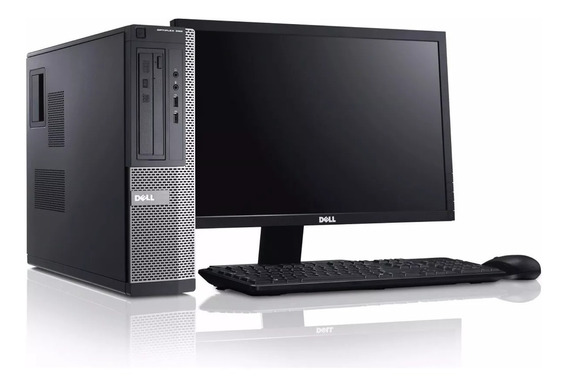 Pc Computadora De Mesa Core I5 8gb Ram 500hdd + Monitor 22