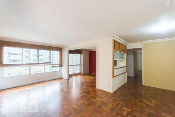 Apartamento No 6º Andar Com 2 Dormitórios E 1 Garagem - Id: 892981330 - 281330