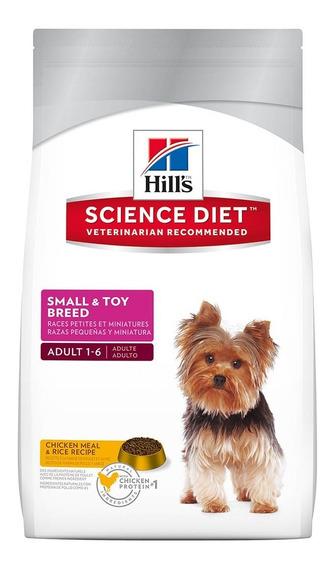 Alimento Perro Croquetas Raza Pequeña Canine 2 Kg Hill