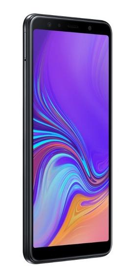 Samsung Galaxy A7 2018 64gb 4gb 3cámaras Ahora 18 Garantía