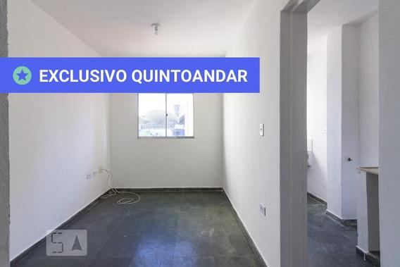 Apartamento No 4º Andar Com 1 Dormitório - Id: 892981284 - 281284