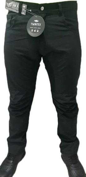 Pantalon Softshell Jeans Urbano Tecnico Hifly Ruta Fas Motos